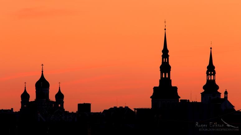 Aleksandr Nevski katedraal, Niguliste kirik, Toomkirik